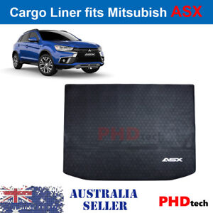 Mitsubishi ASX 2010-onwards Tailor Made All Weather Rubber Cargo Mat Liner