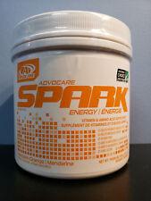 Advocare Spark Energy - Mandarin Orange 10.5 oz Jar Canister - New / Sealed! 42