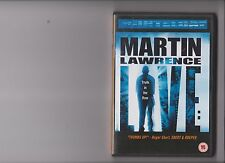 MARTIN LAWRENCE LIVE RUNTELDAT DVD COMEDY STAND UP