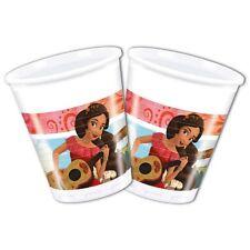 Bicchieri Plastica Elena Avalor 200 ml, Festa Compleanno PS 08361