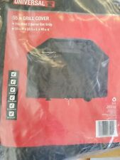 Universal 55 Inch Vinyl Grill Cover new open box