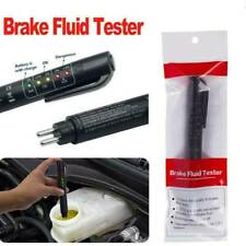 Auto Brake Fluid Oil Tester Detection Pen with 5 LED indicator Car Testing Tools