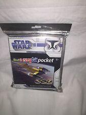 Star Wars Revell Easykit Pocket Naboo Starfighter - Contents Sealed