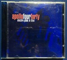 CD APOLLO FOUR FORTY ELECTRO GLIDE IN BLUE SSX 2440 EUROPE 1997