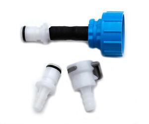 Sawyer SP115 Adapter für Trinkrucksäcke Wasser Filter Zubehör für Wasserfilter