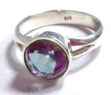 Routinely Enhanced Topaz Fine Gemstone Rings