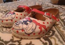 Birki's Disney Mickey & Minnie Sandals size 37 Mickey & Minnie :EX-Condition