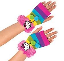 Hello Kitty Girls Fuzzy Glovelets - Child Size - NEW!!