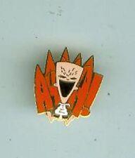 Gregory: 'AAAAA!' Pin (USA, 1989)