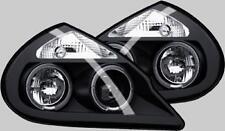 FORD Ka Mk1 Black Angel Eye Projector Headlights 1 pair