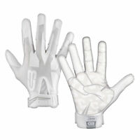 Grip Boost Peace, Shaka, and Hook 'Em Football Gloves Pro Elite - Adult Sizes
