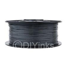 Grey ABS 1.75mm WYZworks 3D Printer Premium Filament 1kg/2.2lb