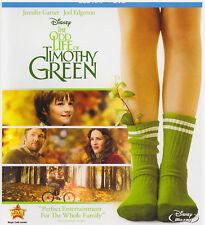 DISNEYS ODD LIFE OF TIMOTHY GREEN (Blu-ray Only 2012)