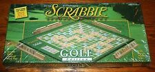 Scrabble Golf edition from USAopoly -  New & Sealed in Shrink Wood Tiles