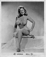 """Virginia Bell burlesque Booking Photo 11x14"""" Photo Print"""