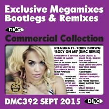 DMC Commercial Collection 392 Club Hits Mixes & Two Trackers DJ Music CD