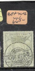 BRITISH EAST AFRICA  (PP1306B)  QV LION  1R  SG 92  VFU