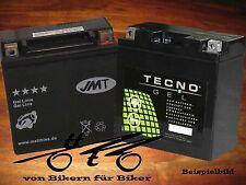 HD FXSTC 1340 Softail Custom  BJ 1995-1996 - 55/50/34 PS 20A Gel Batterie