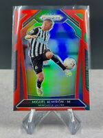 2020-21 Panini EPL Soccer Prizm MIGUEL ALMIRON #232 RED PRIZMS - 128/149 - NEW