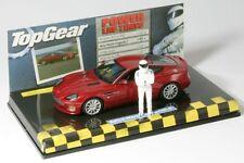 Aston Martin Vanquish S 2004 Red Metallic Top Gear 1:43 Model MINICHAMPS