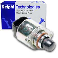 Delphi Idle Air Control Valve for 2000-2002 GMC Yukon 4.8L 5.3L V8 - Fuel ij
