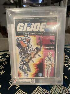 GI Joe  Vintage 1988 Storm Shadow MOC CAS 85
