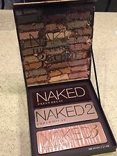 Urban Decay Naked The Perfect 3Some Vault Naked 1, 2, And 3 FREE Shipping!!
