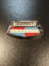 Lambretta horn cast badge for Lambretta series 2 & 3