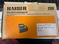 CIR Catozzo M2 M3 encoladora de película de cinta 35mm Especial De Reemplazo Cuchilla