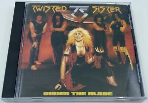 Twisted Sister - Under the Blade CD