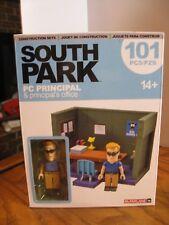 Construction Set - South Park Pc Principal and Principal's Office - 101 Pieces