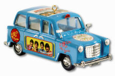 BEATLES SGT PEPPER ALL YOU NEED IS LOVE LONDON TAXI CHRISTMAS ORNAMENT