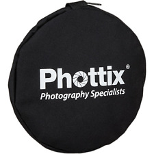 Phottix 5-in-1 Premium Reflector with Handles (107cm)