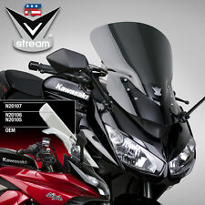 NATIONAL CYCLE VSTREAM V STREAM WINDSHIELD 11-14 KAWASAKI Z1000SX NINJA DRK TINT