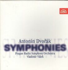 Antonin Dvorak Symphonies CD box NEW Valek Prague