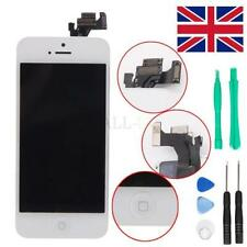White Mobile Phone LCD Screens for iPhone 5