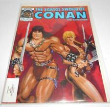The Savage Sword of Conan The Barbarian #106 - Marvel Comics Magazine Nov 1984