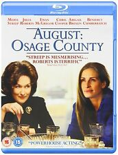 August: Osage County [Blu-ray]    Brand new and sealed