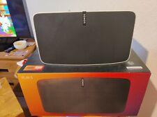 Sonos Play 5 Gen 2 Wireless Smart Speaker White Very Good Condition .