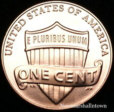 2016 P Lincoln Shield Cent ~ Uncirculated U.S. Mint Coin from Bank Roll