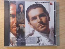 THOMAS ANDERS CD: DIFFERENT (TELDEC 246 188-2)