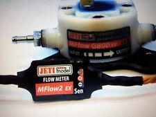Jeti DUPLEX 2.4EX MFlow2 Gas 800 Hacker 80001325