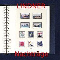 Lindner T-falzlos Nachtrag 2014 Bundesrepublik Deutschland / BRD NEU!!!
