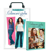 Gilmore Girls: The Complete Series (2007, 42-DVD Set) + Year in the Life (DVD)