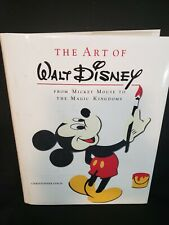 New listing The Art of Walt Disney From Mickey Mouse to the Magic Kingdoms Christopher Finch