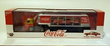 Coca Cola M2 Machines Hauler 1966 Dodge L600 COE Charger Hemi Limited Die Cast