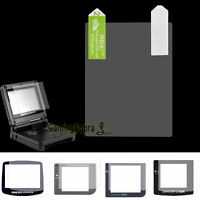 Screen Lens Protector Film For Nintendo Game Boy Color Advance SP Pocket GBA GBC