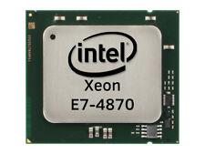 Intel Xeon e7-4870 10-core CPU 10x2.40ghz-30mb cache FCLGA 1567, sl3ct