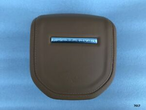 14-21 OEM RANGE ROVER L405 L494 TAN NAPPA LEATHER SRS UNIT US TYPE dual stage