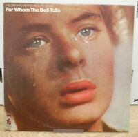 For Whom The Bell Tolls Soundtrack Stanyan Records SRQ 4013  33rpm 070920DBE